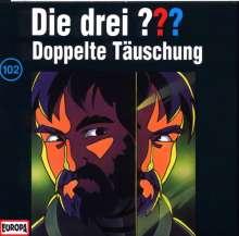 Die drei ??? (Folge 102) - Doppelte Täuschung, CD