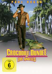 Crocodile Dundee in Los Angeles, DVD