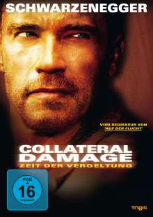Collateral Damage, DVD