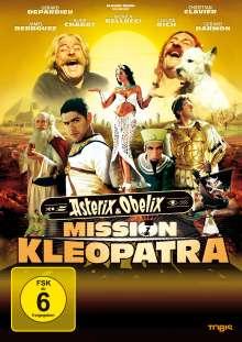 Asterix und Obelix: Mission Cleopatra, DVD