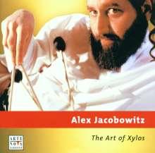 Alex Jacobowitz - The Art of Xylos, CD