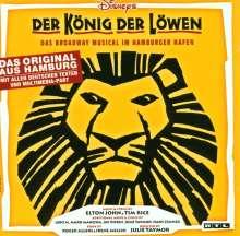Musical: Der König der Löwen - Das Original aus Hamburg, CD
