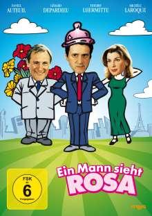 Ein Mann sieht rosa, DVD