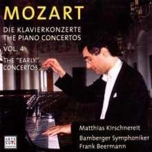 Wolfgang Amadeus Mozart (1756-1791): Klavierkonzerte Nr.5,6,8, CD