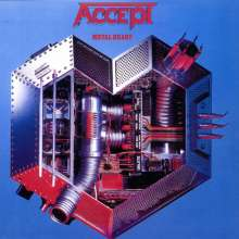 Accept: Metal Heart, CD
