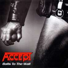 Accept: Balls To The Wall, CD
