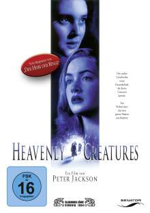 Heavenly Creatures, DVD
