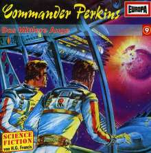 Commander Perkins: 09: Das Mittlere Auge, CD