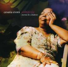 Césaria Évora (1941-2011): Anthologie - Mornas & C, CD