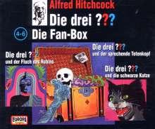 Die drei ??? - Fan-Box (Sammelbox), 3 CDs