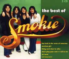 Smokie: Best Of Smokie, 3 CDs