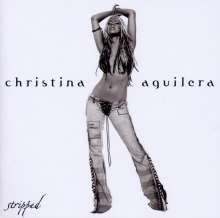 Christina Aguilera: Stripped, CD