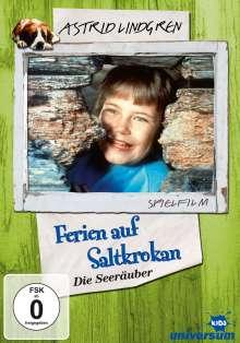 Ferien auf Saltkrokan 4: Die Seeräuber, DVD