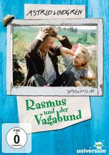 Rasmus und der Vagabund, DVD