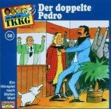 TKKG (Folge 058) - Der doppelte Pedro, CD