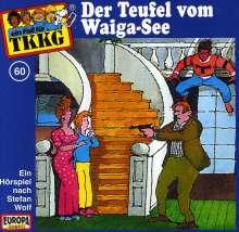 TKKG (Folge 060) - Der Teufel vom Waiga-See, CD