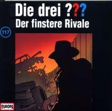 Die drei ??? (Folge 117) - Der finstere Rivale, CD
