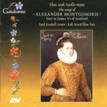 Alexander Montgomerie (1545-1610): Songs, CD