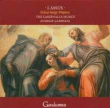 Orlando di Lasso (Lassus) (1532-1594): Missa surge Propera, CD
