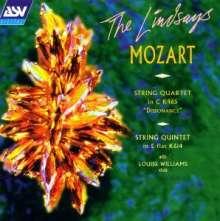 Wolfgang Amadeus Mozart (1756-1791): Streichquintett Nr.6, CD