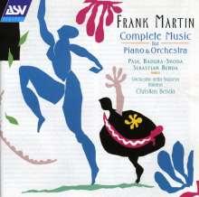 Frank Martin (1890-1974): Klavierkonzerte Nr.1 & 2, CD
