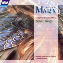 Joseph Marx (1882-1964): Sämtliche Orchesterwerke Vol.1 - Natur-Trilogie, CD