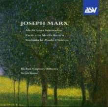 Joseph Marx (1882-1964): Sämtliche Orchesterwerke Vol.3, CD