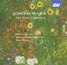 Joseph Marx (1882-1964): Sämtliche Orchesterwerke Vol.4 - Die Klavierkonzerte, CD