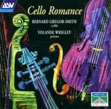 Bernard Gregor-Smith,Cello, CD