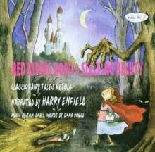 Harry Enfield: Red Riding Hood & Sleep, CD