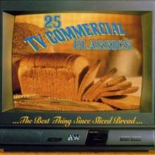 25 Tv Commercial Classi, CD