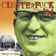 Guzza Today Is The Day: 3 Way Split, CD