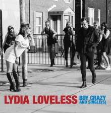 Lydia Loveless: Boy Crazy And Single(s) (Limited-Edition) (Colored Vinyl), LP