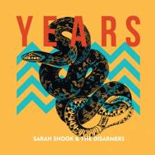 Sarah Shook & The Disarmers: Years (180g), LP