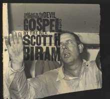 Scott H. Biram: Sold Out To The Devil: A Collection Of Gospel Cuts (180g) (Colored Vinyl), LP