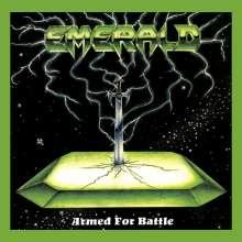 Emerald: Armed For Battle, CD
