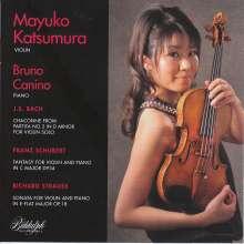 Mayuko Katsumura, CD
