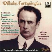 Wilhelm Furtwängler - Complete Pre-War Recordings, 2 CDs