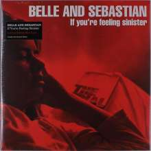 Belle & Sebastian: If You're Feeling Sinister (Limited Edition) (Red Vinyl), LP