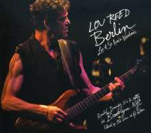 Lou Reed: Berlin: Live At St. Ann's Warehouse 2006, CD