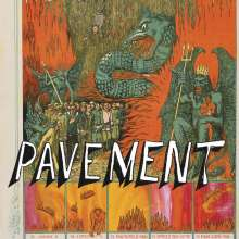Pavement: Quarantine The Past, CD