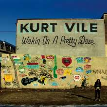 Kurt Vile: Wakin On A Pretty Daze, CD