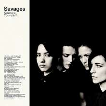 Savages (Post Punk): Silence Yourself, CD