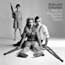 Belle & Sebastian: Girls In Peacetime Want To Dance, CD