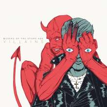 Queens Of The Stone Age: Villains, CD