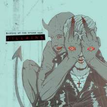Queens Of The Stone Age: Villains (Limited-Edition), 2 LPs