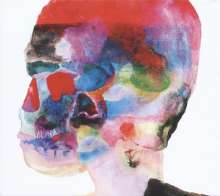 Spoon (Indie Rock): Hot Thoughts (Limited-Edition) (Red Vinyl), LP