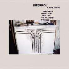 Interpol: A Fine Mess, LP