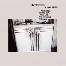 Interpol: A Fine Mess, CD