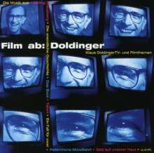 Klaus Doldinger (geb. 1936): Filmmusik: Film ab: Doldinger, CD